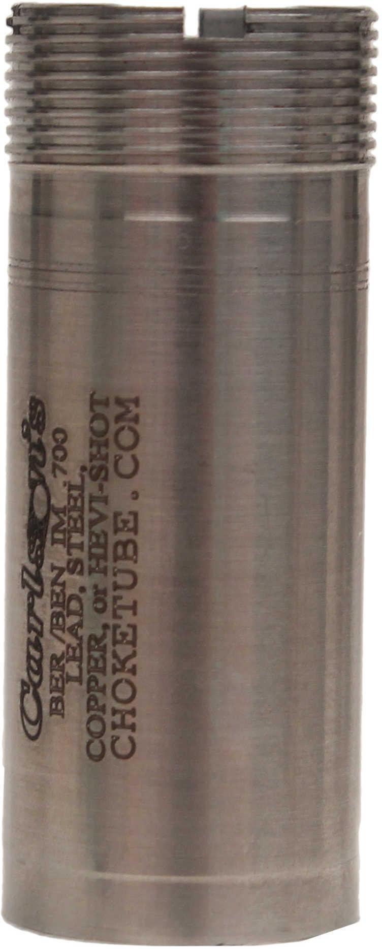 Carlson's Beretta/Benelli Choke Tubes Flush Mount, 12 Gauge, Improved Modified .700 Md: 16615