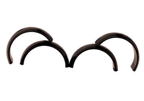 """Burris Signature 1"""" Zee Rings Medium Black Matte Md: 420521"""