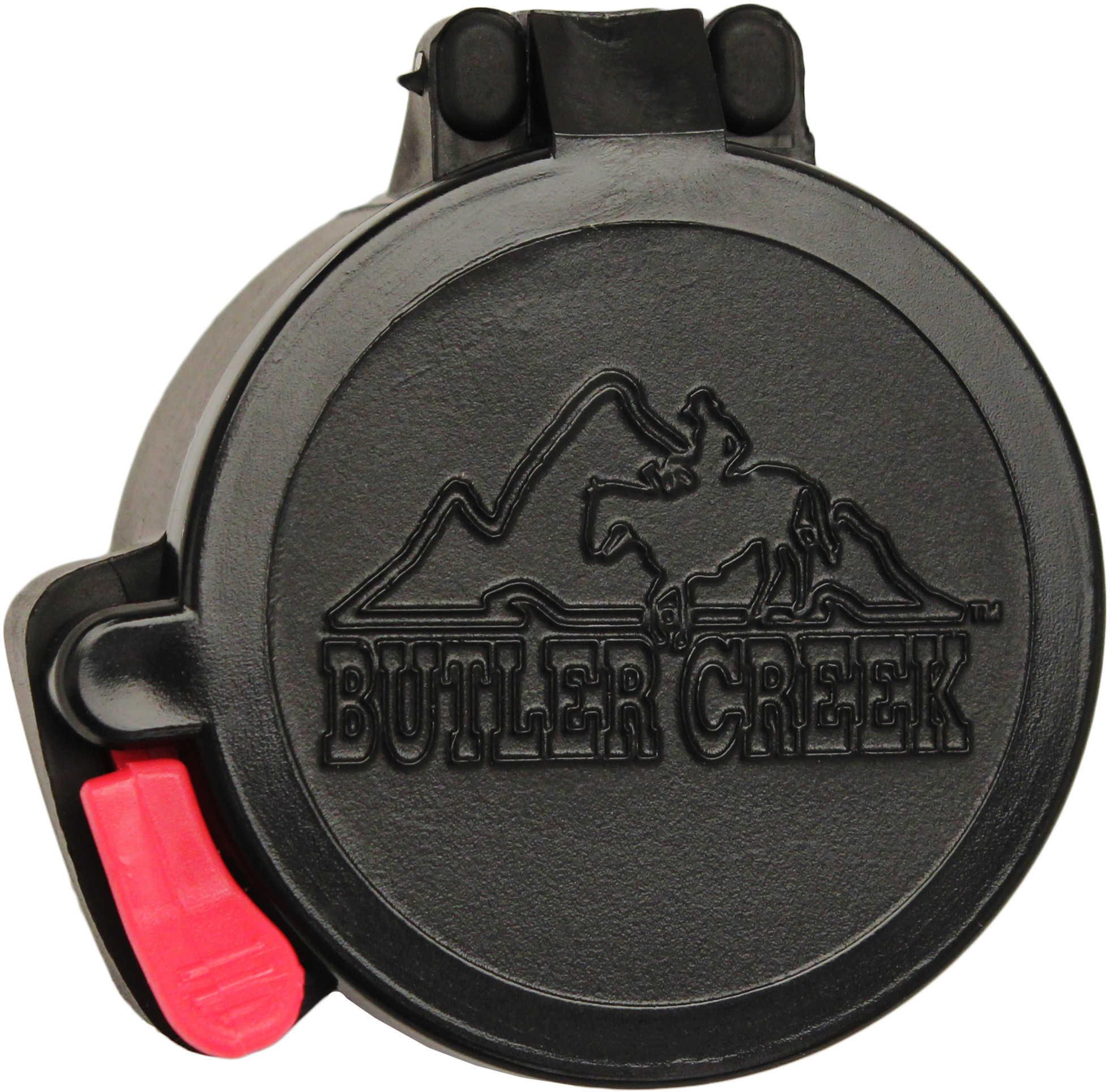 Butler Creek Flip Open Scope Cover - Eye Size 18 Md: MO20180