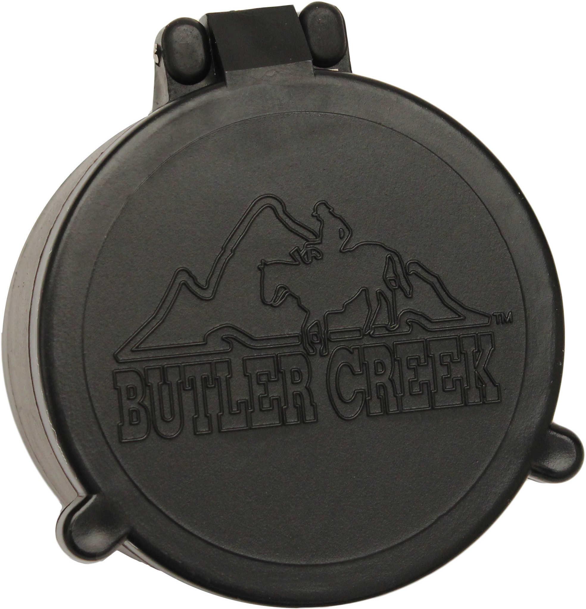Butler Creek Flip Open Scope Cover - Objective Size 09 Md: 30090