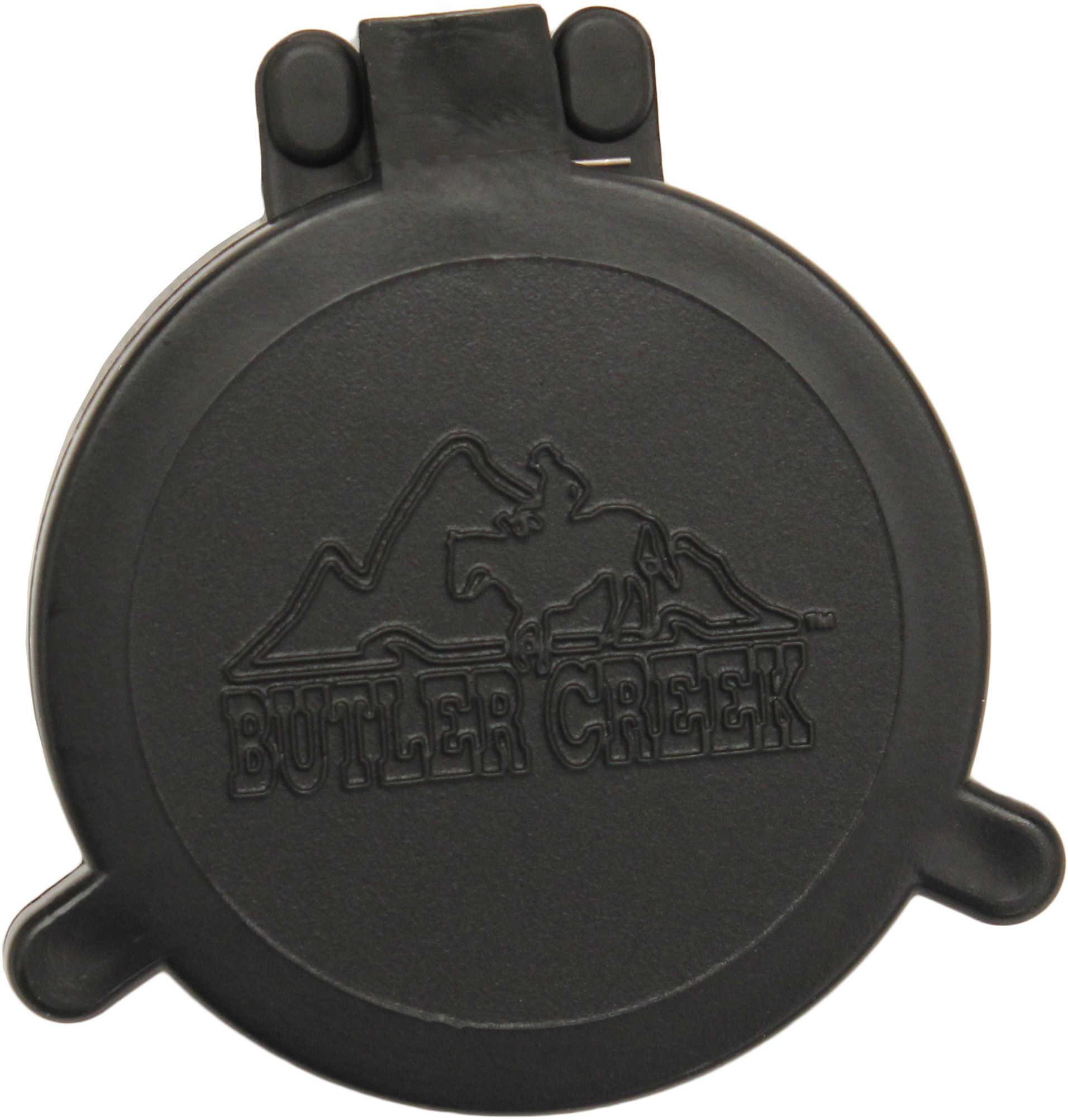 Butler Creek Flip Open Scope Cover - Objective Size 10 Md: 30100