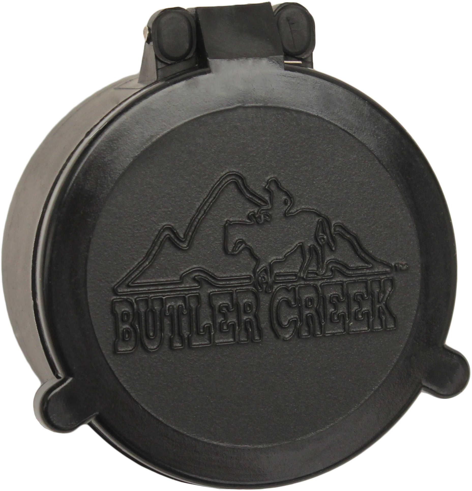 Butler Creek Flip Open Scope Cover - Objective Size 19 Md: 30190