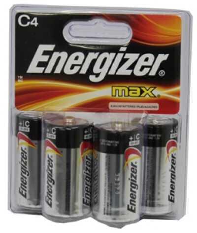 EnergizerPremium Max Batteries C (Per 4) Md: E93BP-4