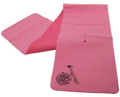 Frogg ToggsChilly Sportt Cooling Neck/Head Band Pink Md: Cs105-11