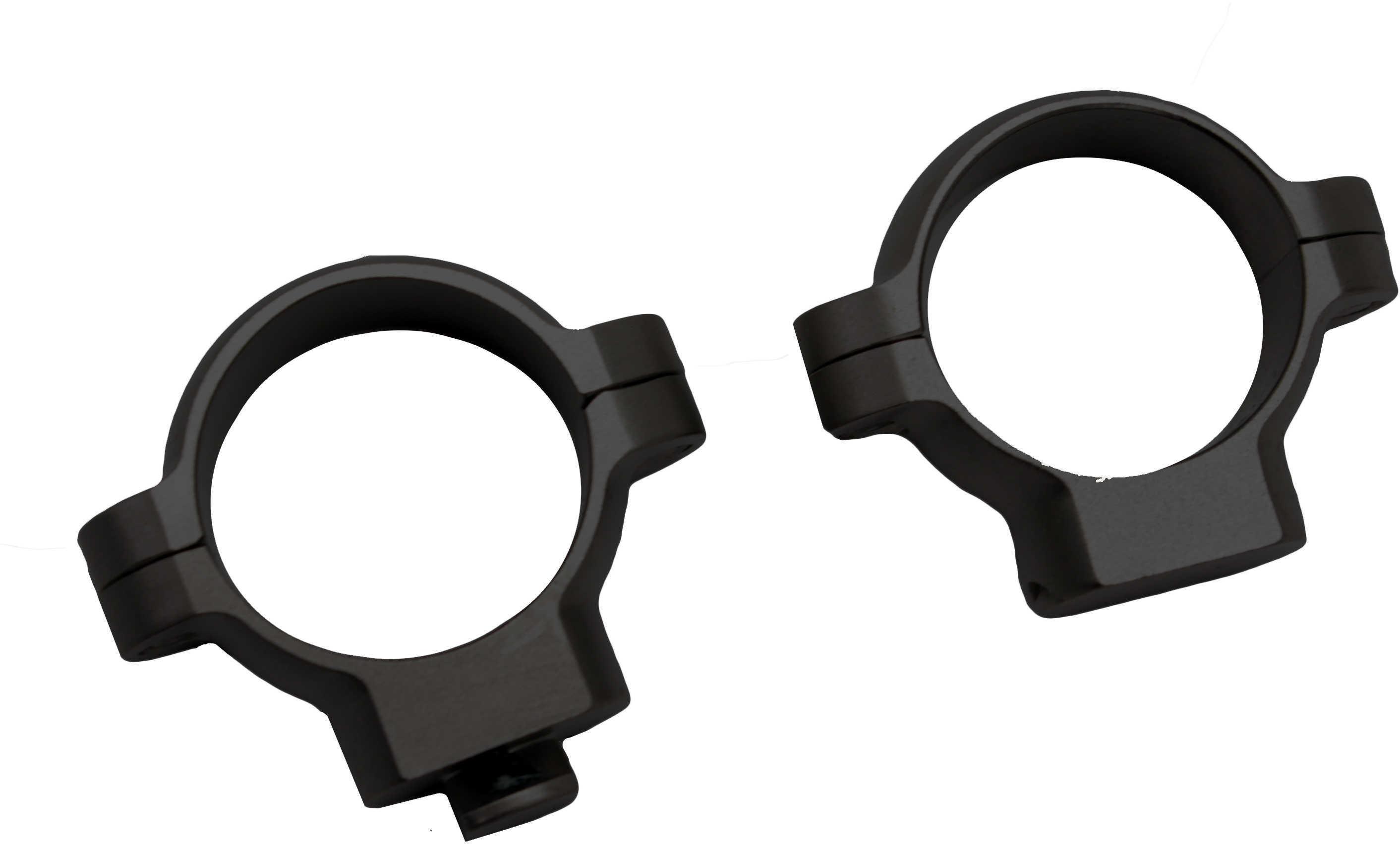 "Burris Standard 1"" Rings Medium Black Matte Md: 420052"