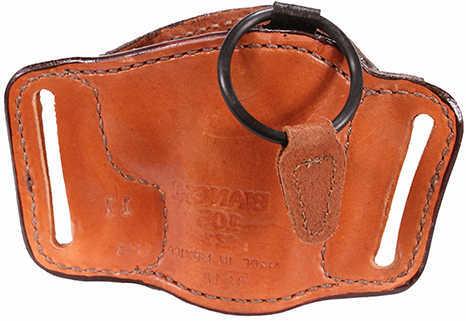 Bianchi 105 Minimalist Holster Tan, Size 14, Left Hand Md: 19257