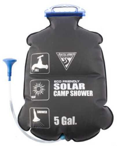 Seattle SportsPvc Free Solar Shower 5 Gallons, Black Md: 031215