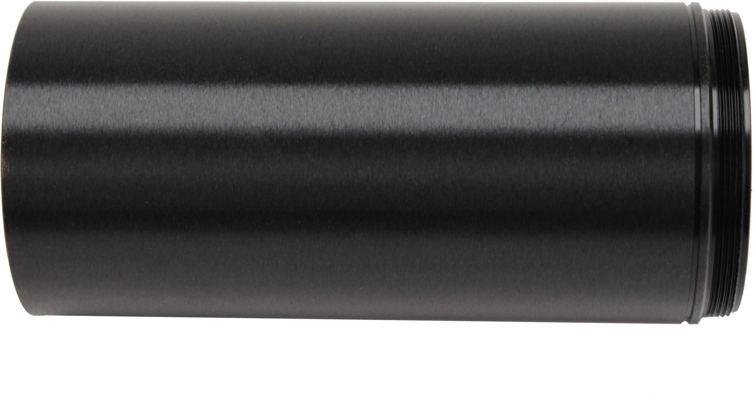 "Leupold Scope Smith Lens Shade Lens Shade 4"" 50mm Matte Black Md: 52353"