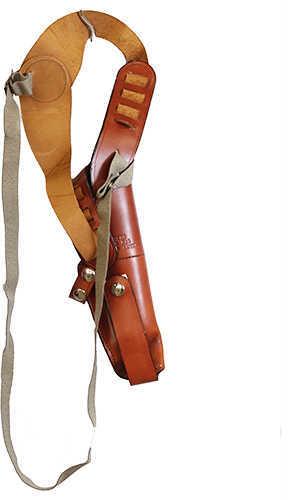Bianchi X15 Plain Tan Shoulder Holster Tan, Left Hand, Size 03 Md: 22209