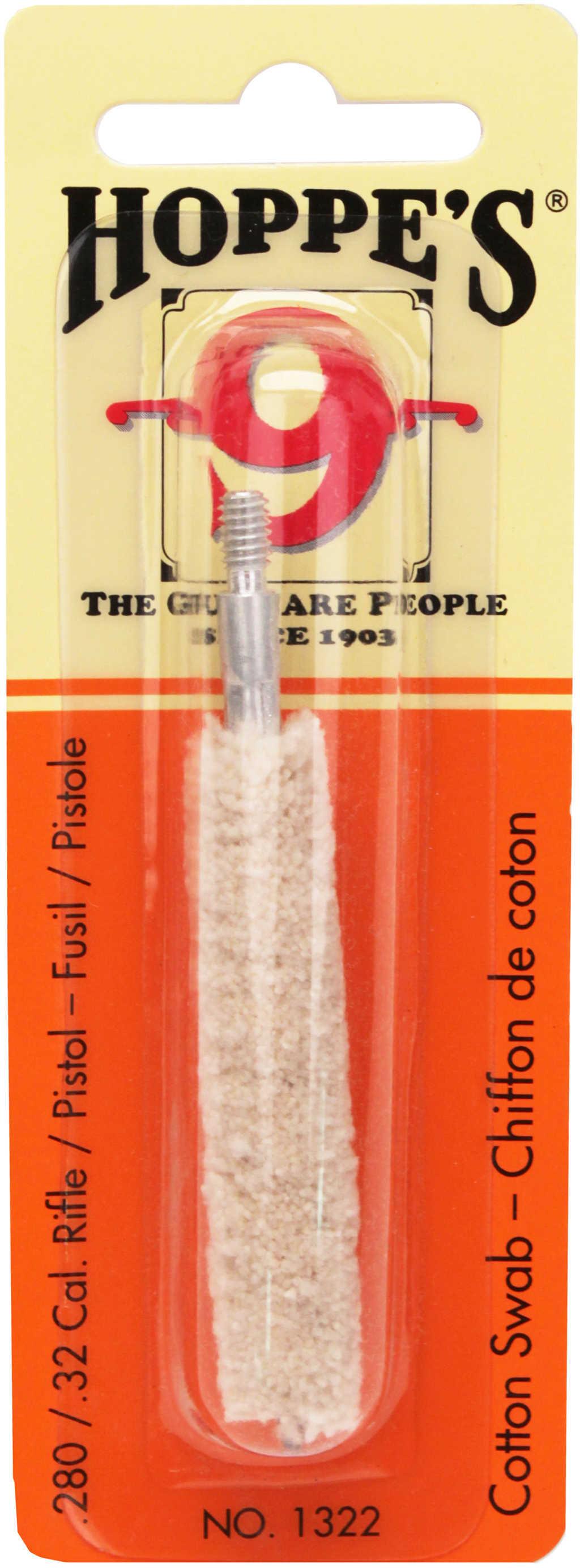 Hoppes Gun Cleaning Swab .280/.32 Caliber Md: 1322