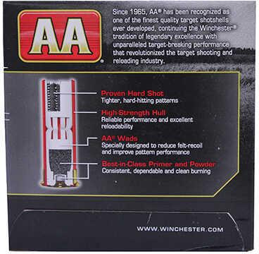 "AA Target Load Winchester 12 Gauge 2 3/4"" 1-1/8Oz 9 Shot Per 25 Ammunition Md: AA129"