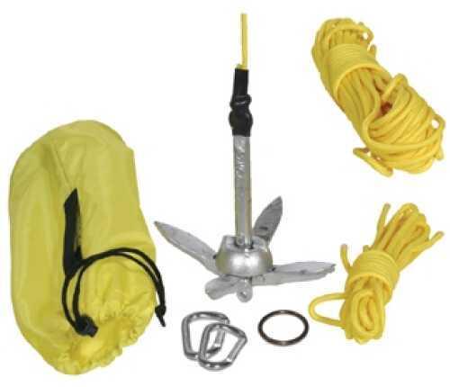 Seattle SportsKayak Fishing Anchor Kit 1.5 Lb Assorted Md: 058500