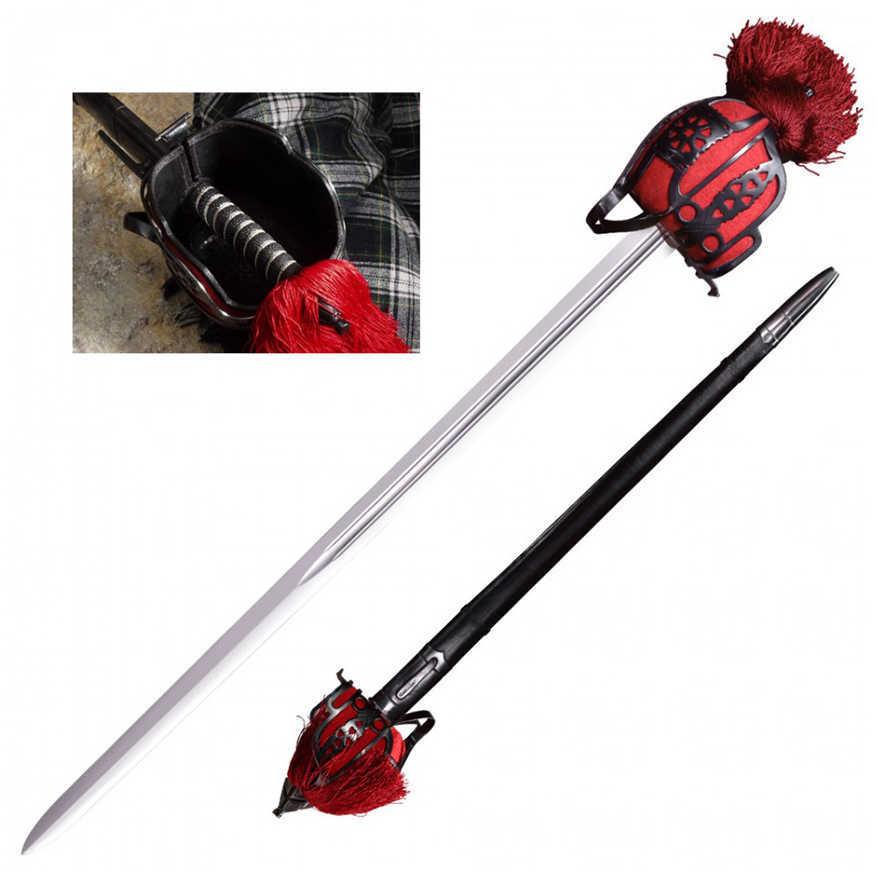 Cold Steel Scottish Broad Sword Md: 88Sb