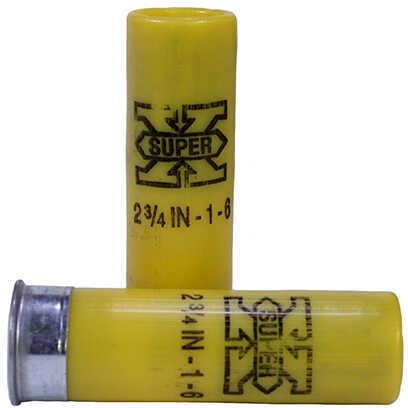 "Super X Heavy Game By Winchester 20 Gauge 2 3/4"" 1Oz 6 Shot Per 25 Ammunition Md: XU20H6"