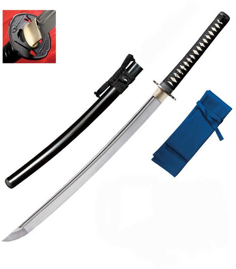 Cold Steel Japanese Sword Warrior Series Chisa Katana Md: 88BCK