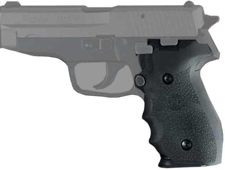 Hogue Rubber Grip For Sig Sauer Sig Sauer P228 W/Finger Grooves Md: 28000