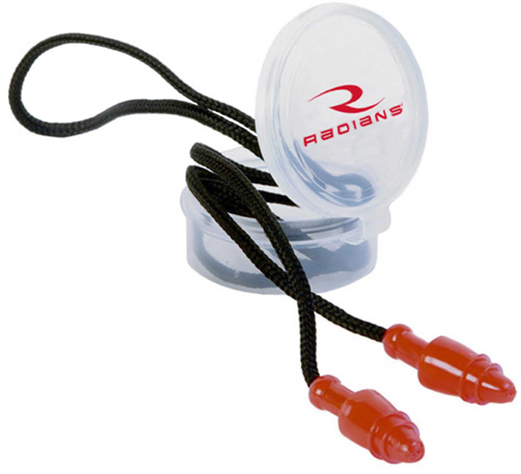 Radians Snug Plugs, Corded EarPlugs 1 Pair Md: Jp3150HC