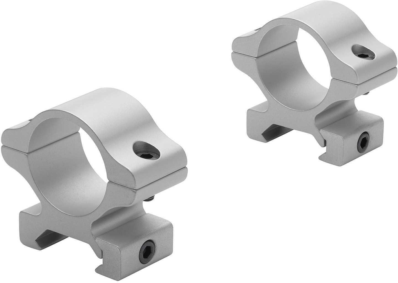 Leupold Rifleman Detachable Rings Medium Silver Md: 57385