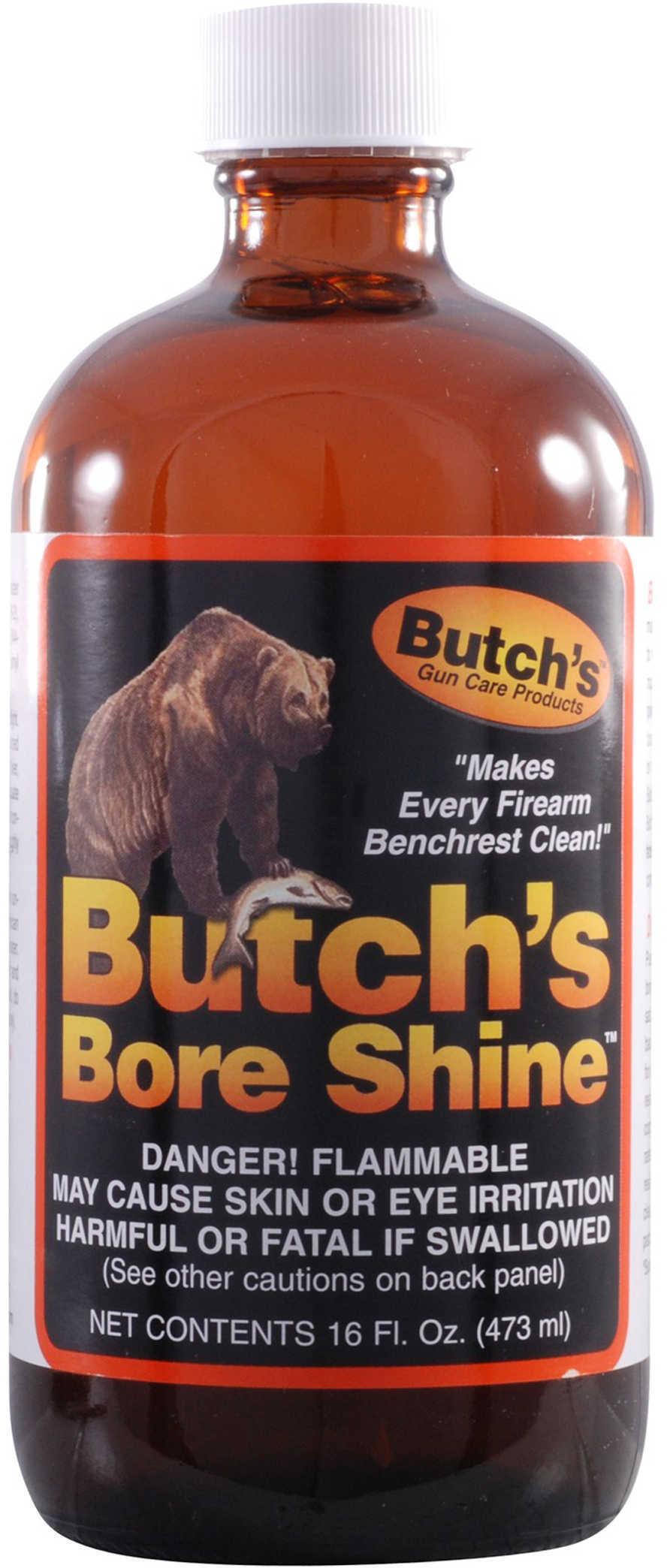 Lyman Butch's Bore Shine Original 16Oz Md: 02941