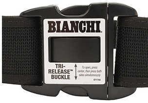 "Bianchi 8100 PatrolTek Web Duty Belt 46"" - 52"" Md: 31324"