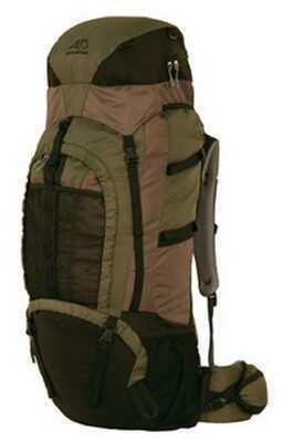 Caldera Backpack 5500, Olive Md: 2622902