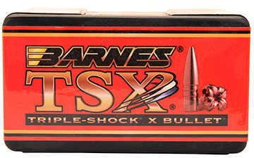 Barnes 470 Caliber 500 Grain Triple Shok X Flat Base Per 20 Md: 47452 Bullets