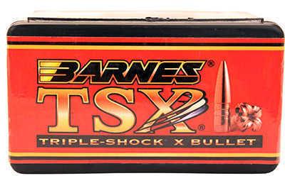 Barnes 505 Caliber 525 Grain Triple Shok X Flat Base Per 20 Md: 50553 Bullets