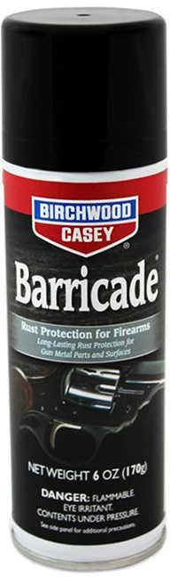 Birchwood Casey Barricade Rust Preventive 6Oz Aerosol Md: 33135