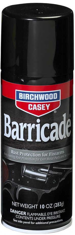 Birchwood Casey Barricade Rust Preventive 10Oz Aerosol Md: 33140