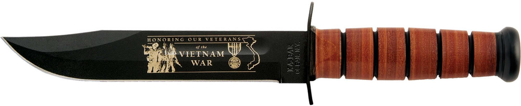 Ka-Bar Commemorative Knife US Army, Vietnam Md: 9139