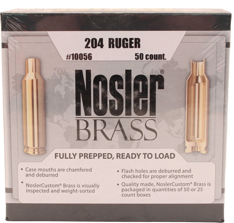 Nosler Brass 204 Ruger® Md: 10056