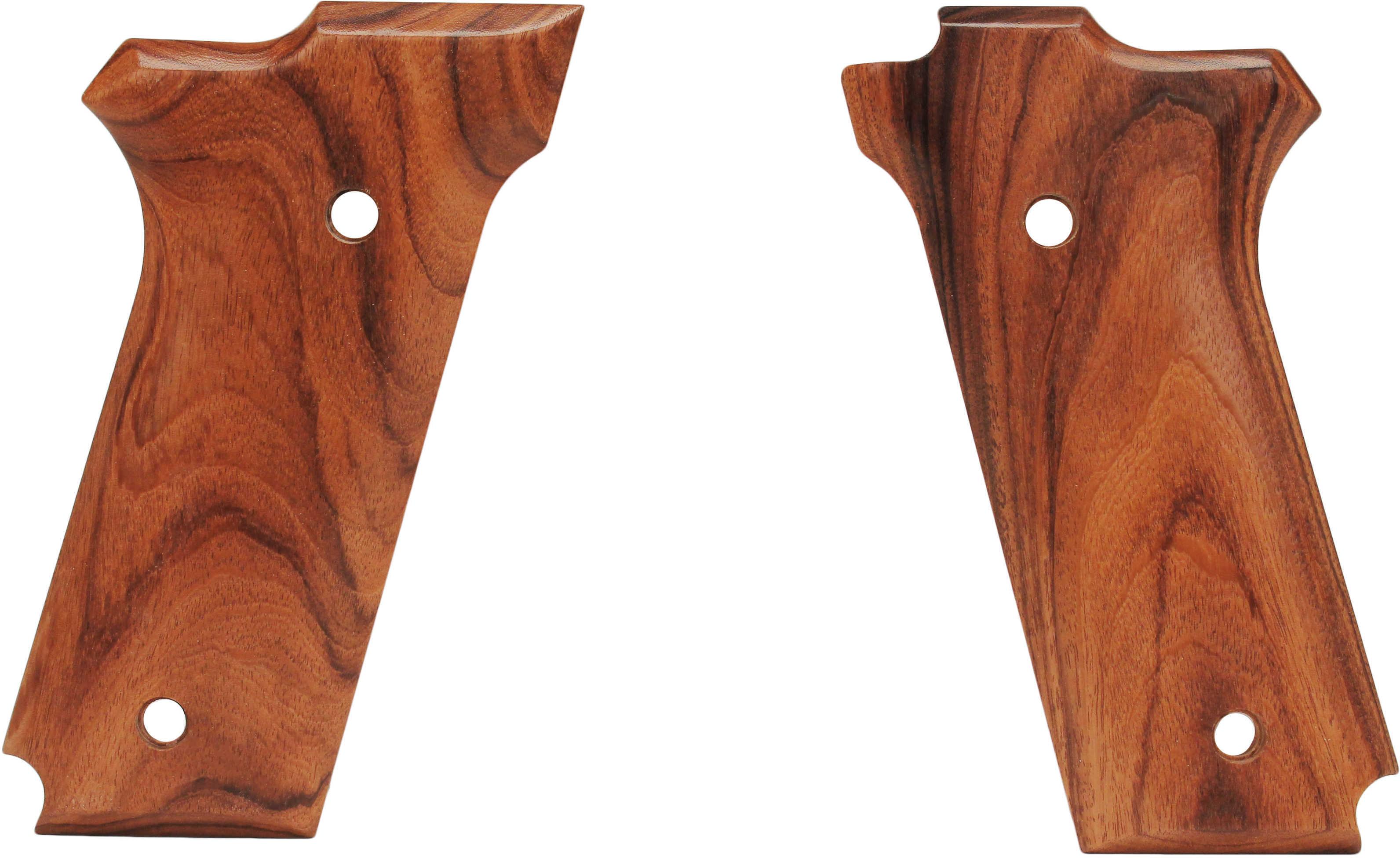 Hogue Wood Grips - Pau Ferro Smith & Wesson M645 Md: 64310