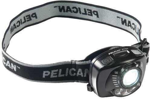 PelicanPelican 2720C, Heads-Up, Black Md: 027200-0100-110