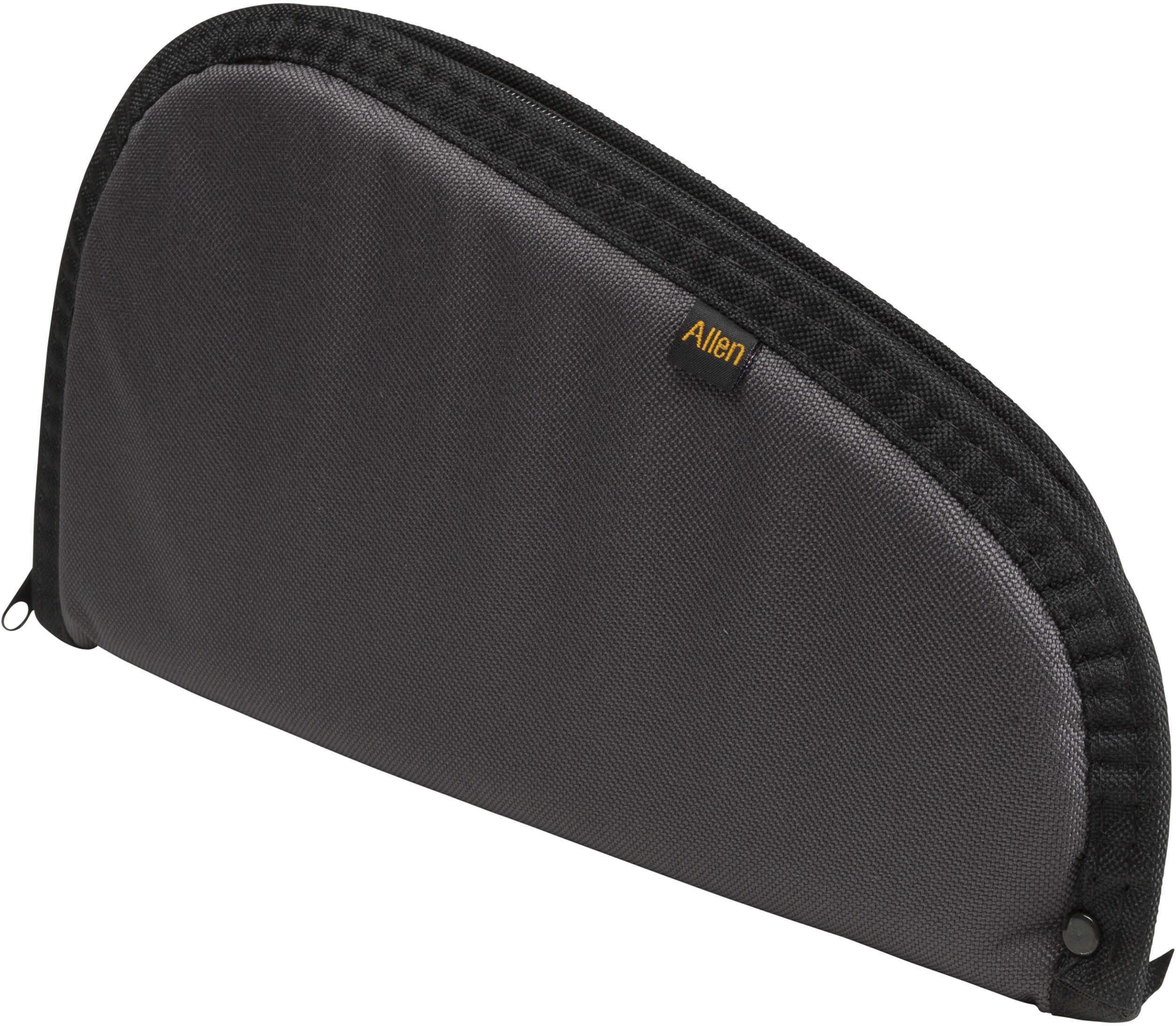 "Allen Assorted Fabric Pistol Rugs 8"" Assorted Fabric Pistol Case Md: 72-8"