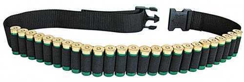 Allen Shell Belt Shotgun Shell Belt Holds 25 Shells, Black Md: 211