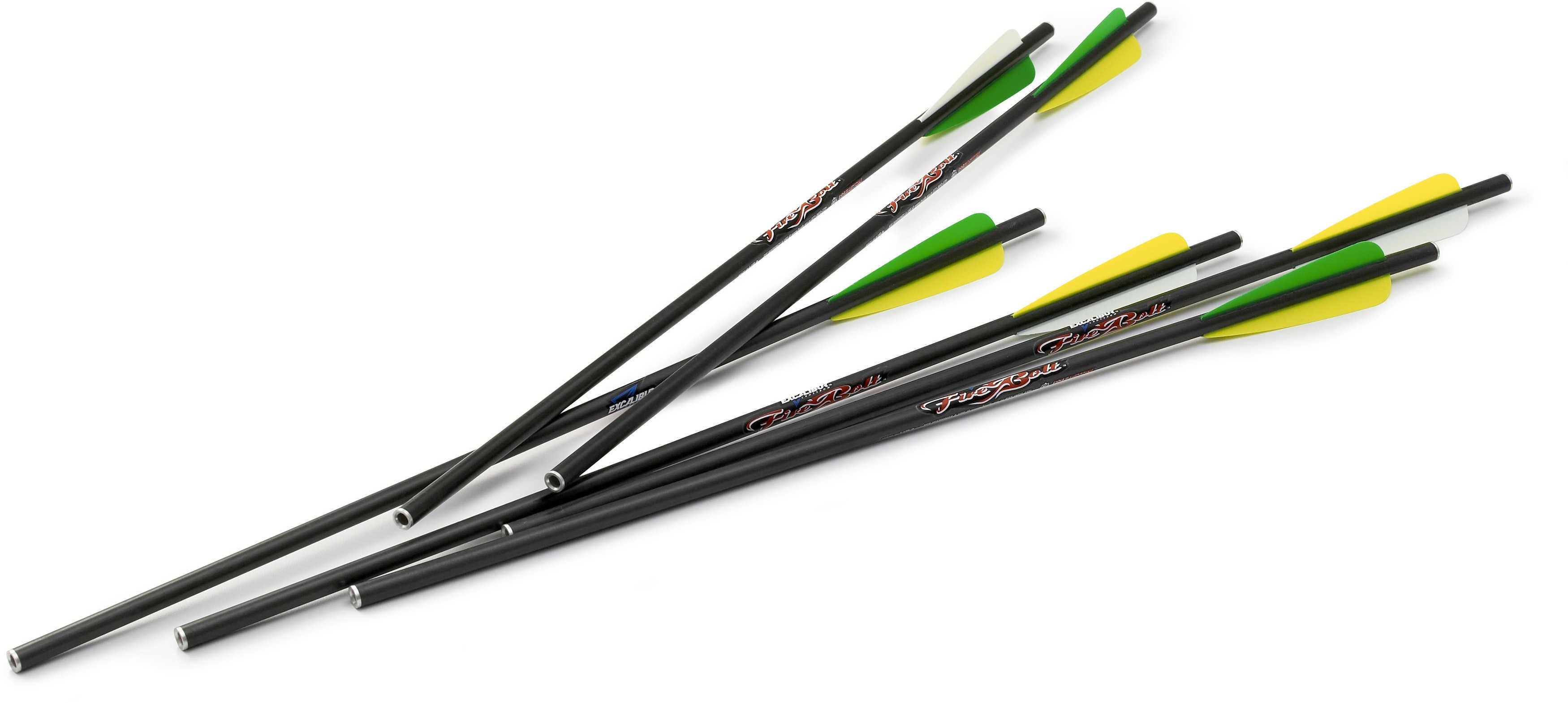 """Excalibur Carbon Arrows 20"""" Per 6 Md: 22CAV-6"""