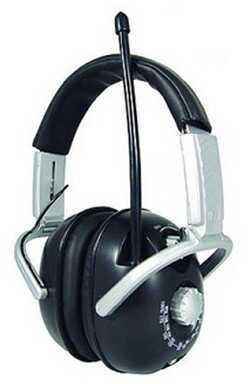 RadiansRadians Sound Fx Black Earcups Md: AMFM31