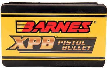 Barnes 357 Caliber Magnum,140 Grain X Pistol Bullet Per 20 Md: 35714