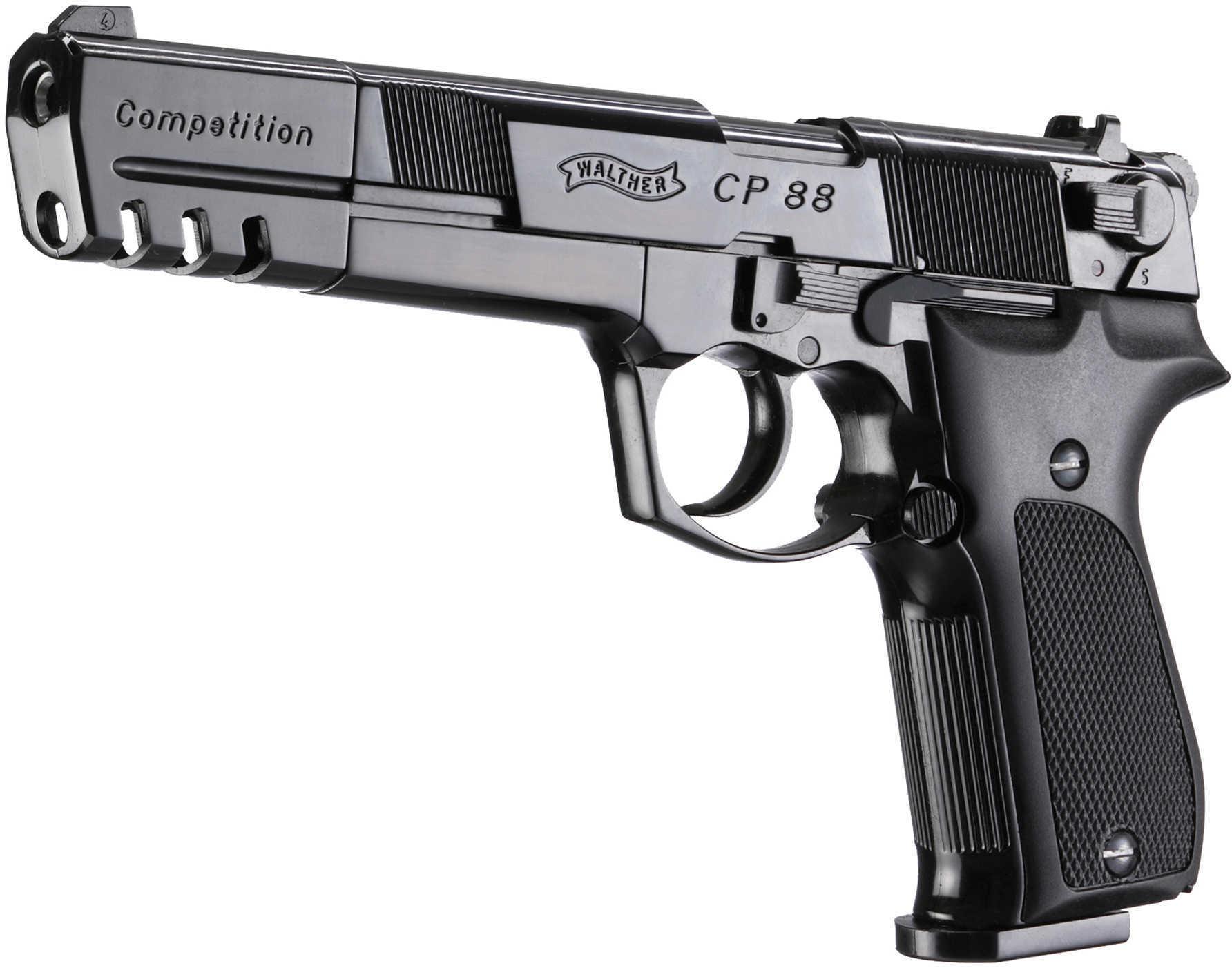 Umarex USA CP88 .177 Pellet, Black Composite Md: 225-2054
