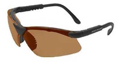 RadiansRadians Revelation Glasses Copper Lens, Black Frame Md: Rv01C0Cs