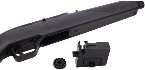 Crossman Co2 Air Gun Model 1077 12 Shot Semi Auto Md: 1077