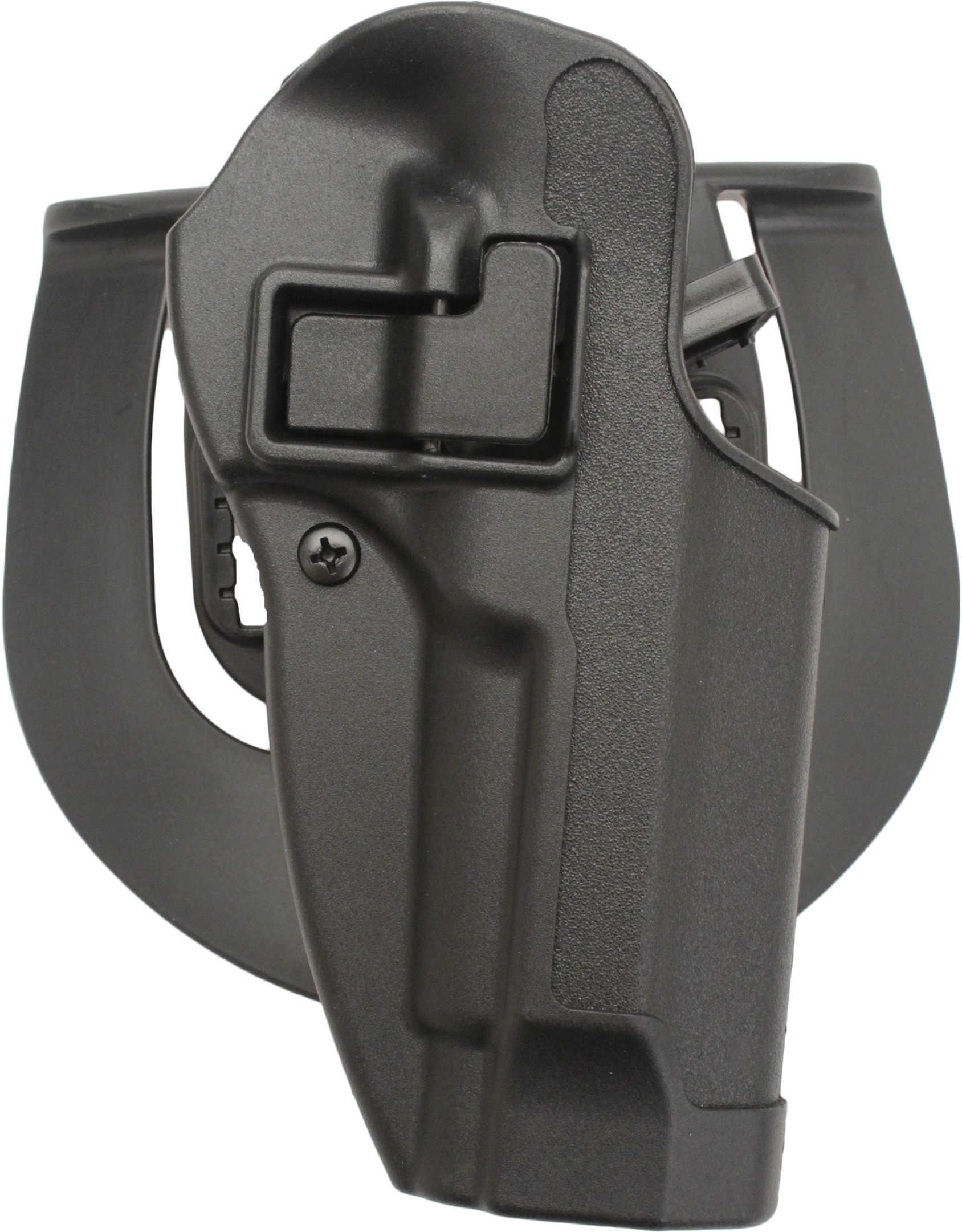 Blackhawk Carbon Fiber Serpa Belt & Paddle Holster Beretta 92/96, Right Hand Md: 410504Bk-R