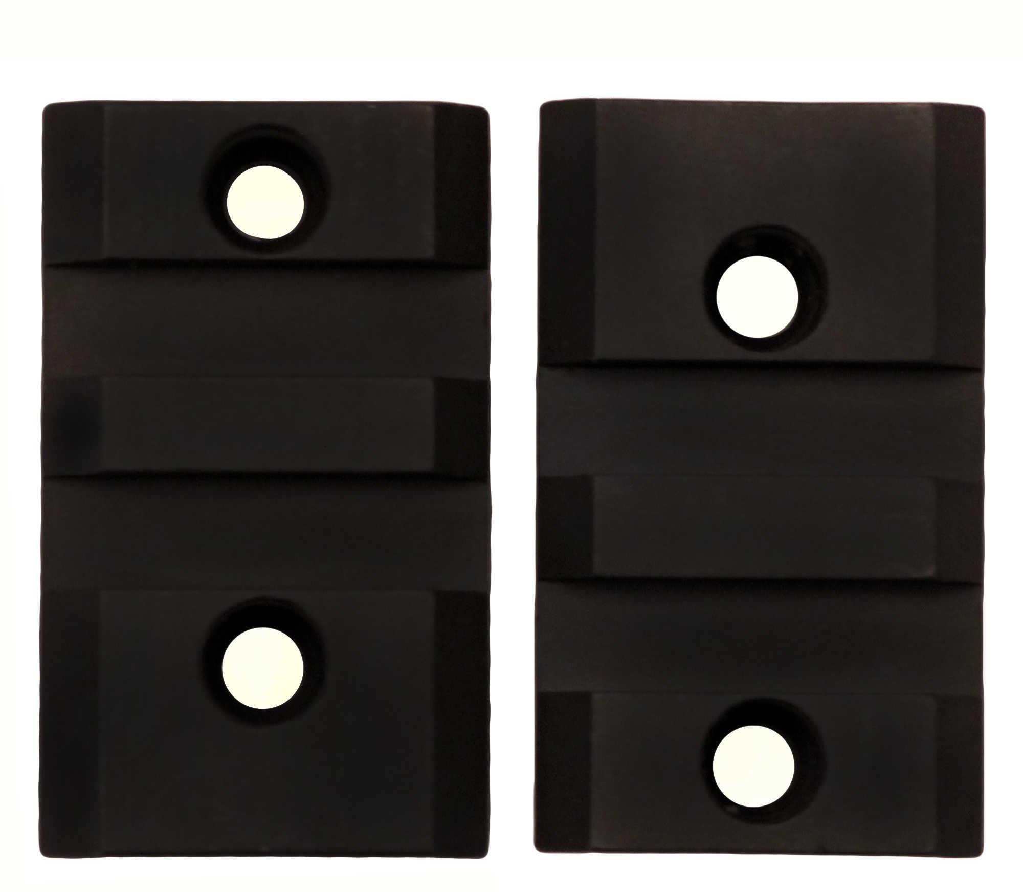 Burris XTB Weaver-Style Solid Steel Bases Tikka, 2 Piece, Matte Black Md: 410630