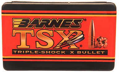 Barnes 22 Caliber 45 Grain TSX Flat Base Per 50 Md: 22441 Bullets