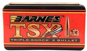 Barnes 458 Caliber 300Grain Triple Shok X Flat Base Per 20 Md: 45814 Bullets
