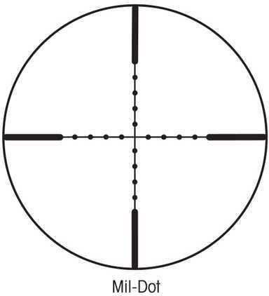 Sightron SIII 30mm Rifle Scope 6-24 X 50mm, Long Range, Mil Dot Md: SIIISS624X50LRMd