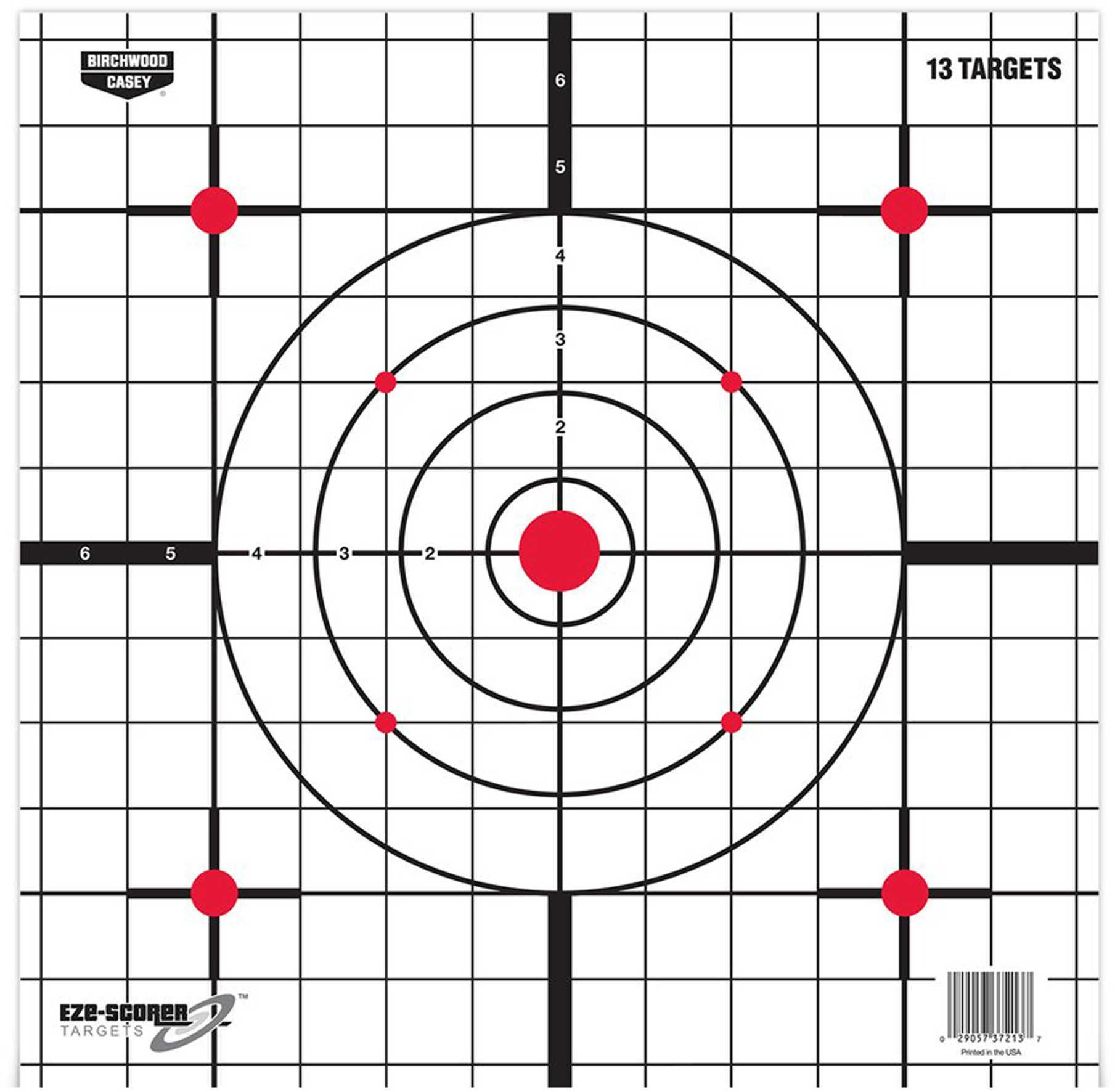 "Birchwood Casey Plain Paper Target 12"" Sight-In Md: 37213"