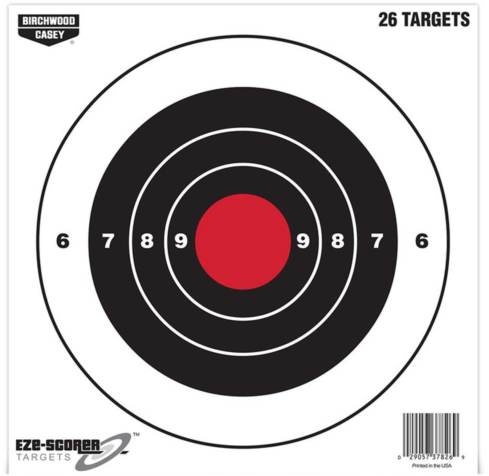 "Birchwood Casey Plain Paper Target 12"" ,Sight-In Md: 37826"