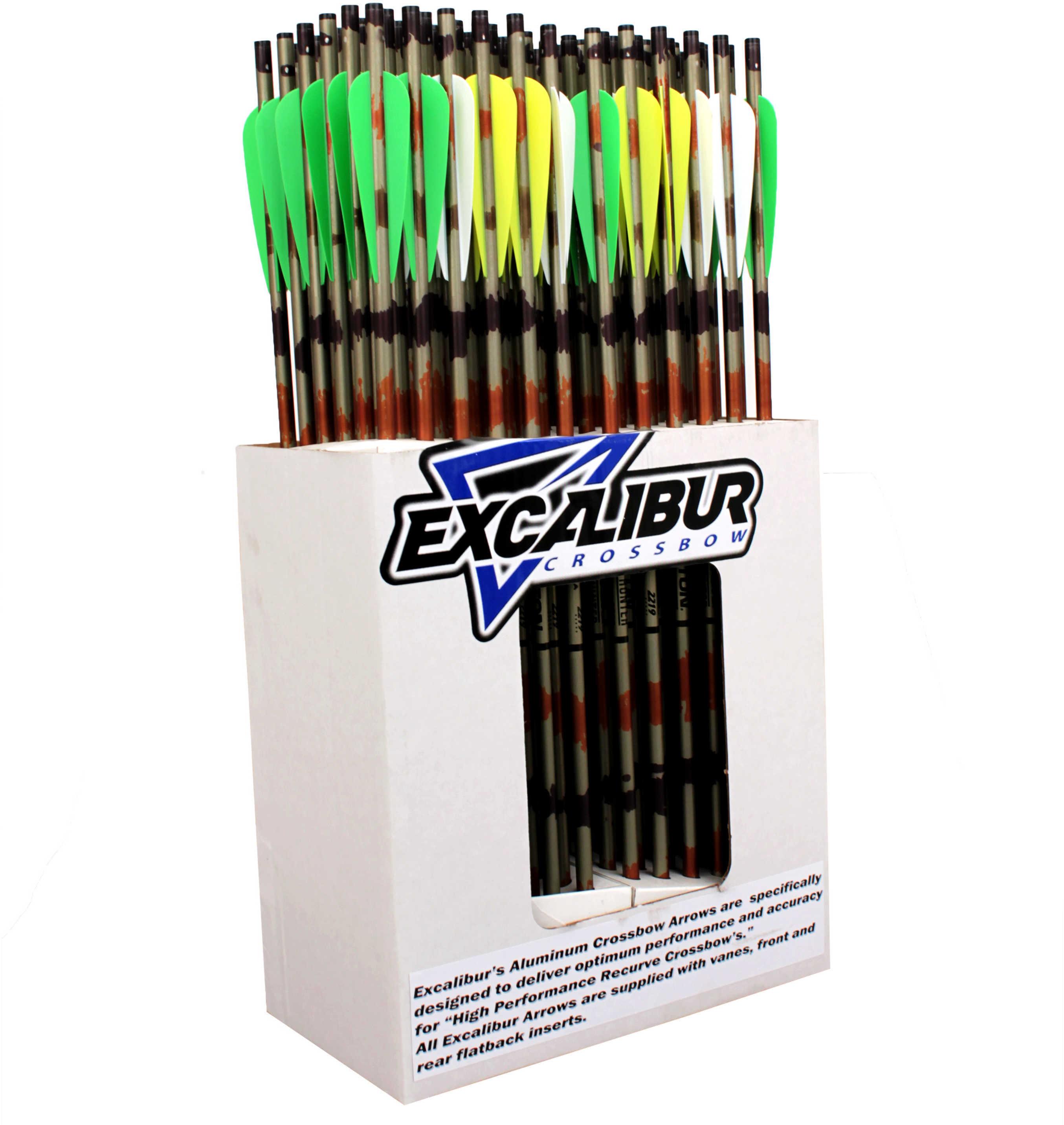 """Excalibur Aluminum 20"""" 2219 Xx75 Vanes Per72 Md: 2219V20-72"""