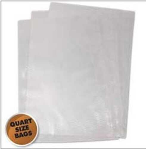 """Vacuum Sealer Bags Quart 8""""X12"""" 100ct Md: 30-0101-W"""